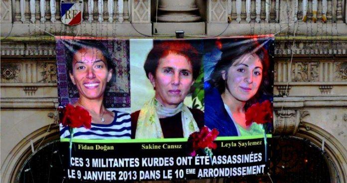 Ποιος εκτέλεσε τις τρεις αγωνίστριες του PKK στο Παρίσι, Τζωρτζίνα Κουτρουδίτσου