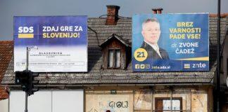 Το αντιμεταναστευτικό κόμμα νικητής των εκλογών στην Σλοβενία (exit polls)