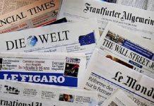 «Ναι μεν, αλλά» ο διεθνής τύπος για την ελληνική έξοδο, slpress