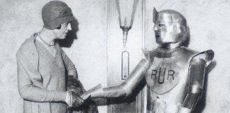 """Τα ρομπότ και η """"νεκρή"""" εργασία, Σάββας Ρομπόλης και Δημήτρης Μπέτσης"""
