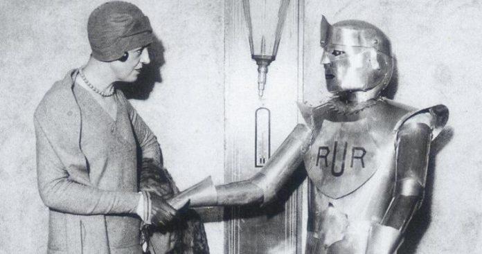Τα ρομπότ και η