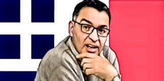 Ποιοι σαμποτάρισαν την ομιλία του Serge Halimi στην Αθήνα;, Βαγγέλης Γεωργίου