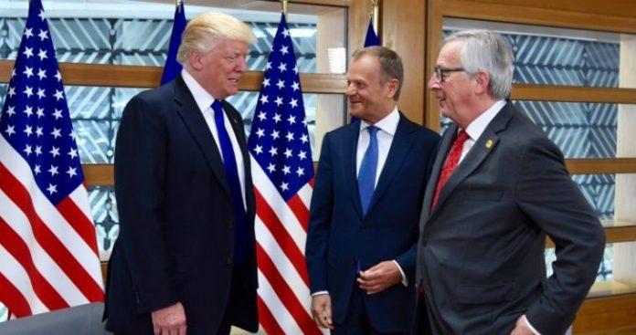Γιατί η Ευρώπη θα υποκύψει στον Τραμπ, Κώστας Μελάς