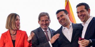 Ο παρασκηνιακός ρόλος της Δύσης σε Αθήνα και Σκόπια, Σταύρος Λυγερός