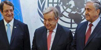 Κυπριακό: Αναμένοντας το ψήφισμα του Συμβουλίου Ασφαλείας, Κώστας Βενιζέλος