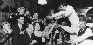 Η νύχτα των εορτασμών πριν την κατάργηση της Ποτοαπαγόρευσης