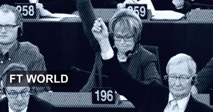 H ευρω-κοινοβουλευτική μιζέρια, Βαγγέλης Γεωργίου