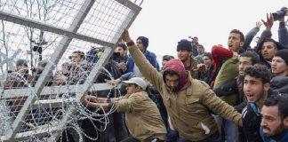 """Μεταναστευτικό: Εθελούσια η αλληλεγγύη, αναγκαστικός ο """"μουτζούρης"""", Βαγγέλης Σαρακινός"""