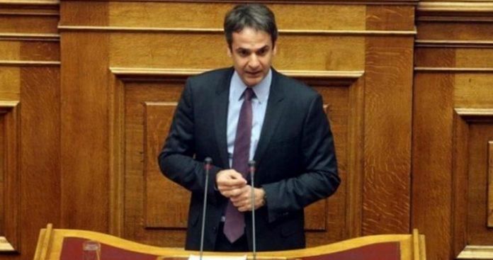 Ο πρωθυπουργός μιλά στην Βουλή για το εκπαιδευτικό νομοσχέδιο