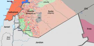 Αλλάζει ο χάρτης στη Νότια Συρία