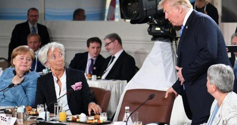Ο Τραμπ πυροβολεί την παγκοσμιοποίηση και την Γερμανία, Γιώργος Λυκοκάπης