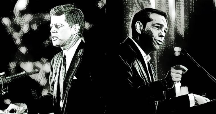 Αλέξης Κέννεντυ: ένα αμερικάνικο κακέκτυπο, Ιωάννης Αναστασάκης