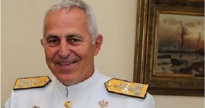 Ένας ναύαρχος με φρόνηση και τσαγανό στο Άμυνας, Νεφέλη Λυγερού