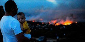 Ασύμμετρες απειλές, οι πυρκαγιές του 2007 και οι φετινές, Παναγιώτης Ήφαιστος