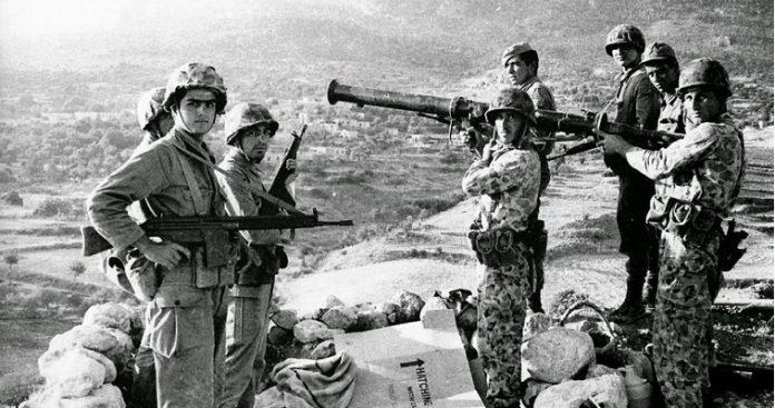 44 χρόνια από την τουρκική εισβολή στην Κύπρο