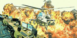 Η σύγχρονη τέχνη του πολέμου στην υπηρεσία της... δασοπυρόσβεσης, Κώστας Γρίβας