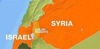 Μέσω Γκολάν επιστρέφει ο Άσαντ