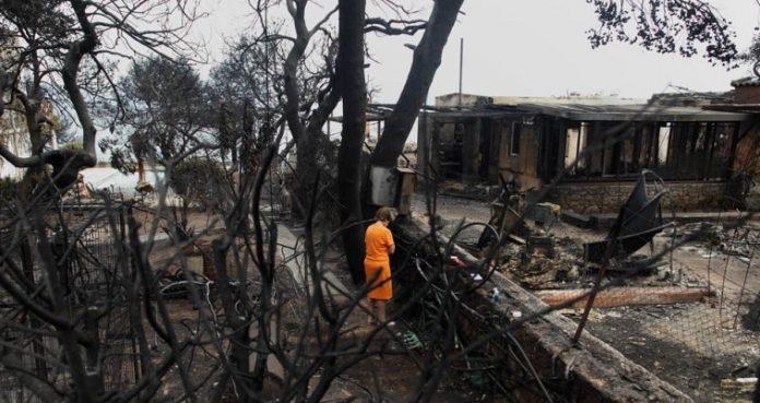 Τα 15 πρώτα συμπεράσματα του ΕΚΠΑ για τις φωτιές της Αττικής