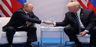 Το «μπρα ντε φερ» Πούτιν – Τραμπ