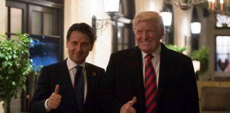 """Το τείχος του Τραμπ και τα """"ξύλινα τείχη"""" του Σαλβίνι"""