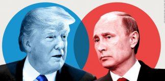 Οι μεγάλοι αναθεωρητές Τραμπ και Πούτιν, Δημήτρης Χρήστου