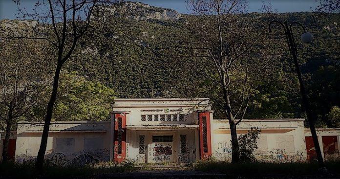 Το υδροθεραπευτήριο των Καμμένων Βούρλων που δεν σηκώνει θεραπεία, Βαγγέλης Γεωργίου