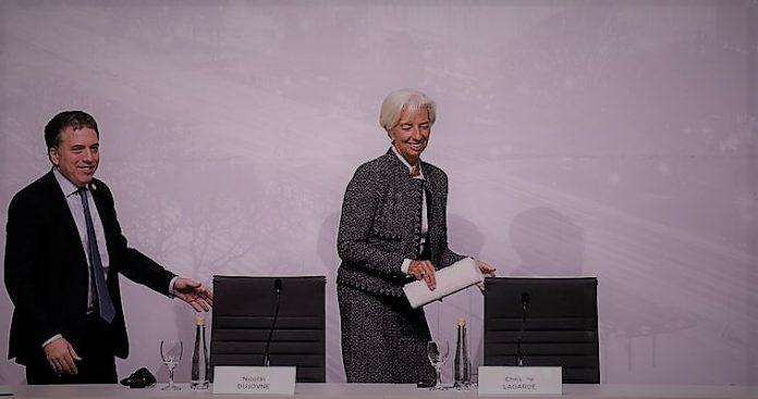 Η Αργεντινή ξαναπέφτει στην αγκαλιά του ΔΝΤ, Κώστας Μελάς