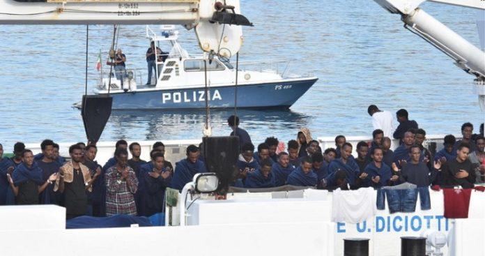 «Δούρειος Ίππος» για την Ιταλία το μεταναστευτικό, Βαγγέλης Σαρακινός