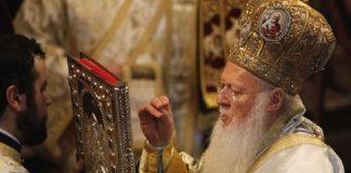 """Πατριάρχης Βαρθολομαίος – """"Κηρύττουμε αγάπη και αδελφοσύνη"""""""