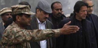 Ο λαός ψηφίζει ο στρατός κυβερνά στο Πακιστάν, Γιώργος; Λυκοκάπης