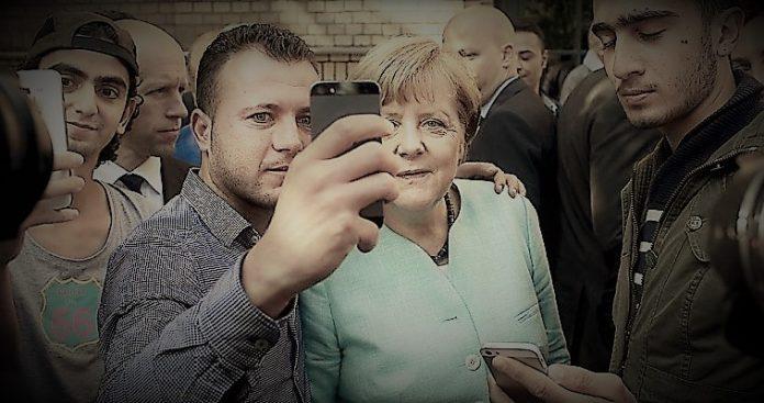 Τα φαντάσματα της Σαξονίας και οι ανοιχτές πύλες της Μέρκελ, slpress