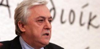 Υπέρ της παράτασης του μνημονίου ο Αλέκος Παπαδόπουλος