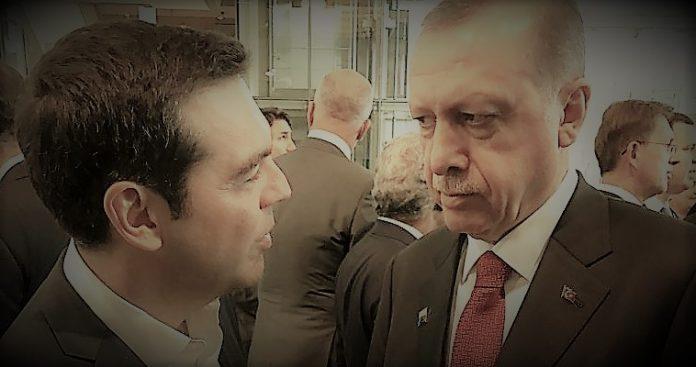 Στην Άγκυρα ο Τσίπρας αλλά οι Τούρκοι τον χαβά τους, Νεφέλη Λυγερού
