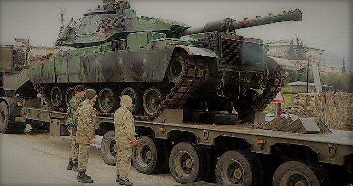 """Καταστροφικές επιπτώσεις στα τουρκικά εξοπλιστικά από τη """"βουτιά"""" της λίρας"""