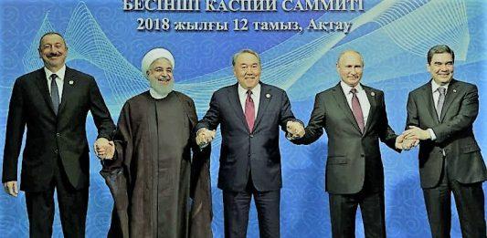 Η σκακιέρα της Ευρασίας και η κίνηση ματ Ρωσίας-Ιράν στην Κασπία, Γιώργος Λυκοκάπης