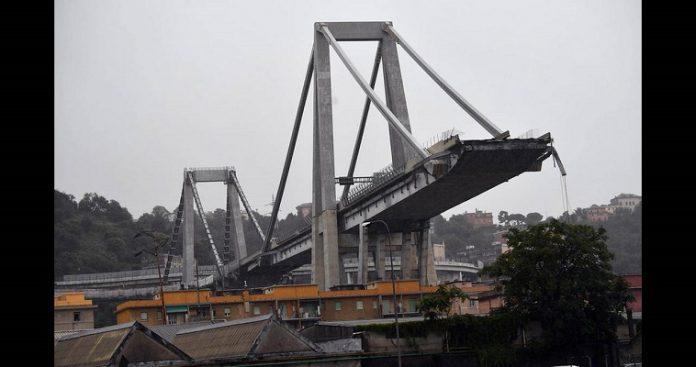 Κατάρρευση μια γέφυρας ή μιας πολιτικής, slpress