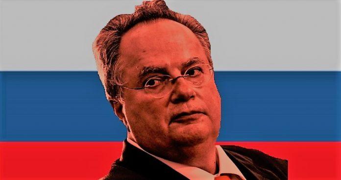 Κόκκινο πανί ο Κοτζιάς για τη Μόσχα, Νεφέλη Λυγερού