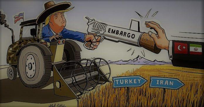 Ευρώπη και Ιράν ασπίδες του Ερντογάν, Γιώργος Λυκοκάπης