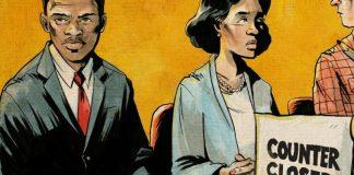 March Trilogy: Ο αγώνας των Αφροαμερικανών για τα αυτονόητα, Τζωρτζίνα Κουτρουδίτσου