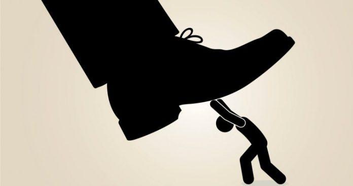 Η αρχή της συνέχειας σε ένα κράτος αδίκου, Κώστας Λεϊμονής