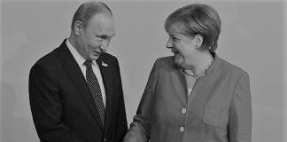 """Κόντρα Γερμανίας-Ρωσίας με """"άρωμα"""" Ψυχρού Πολέμου"""