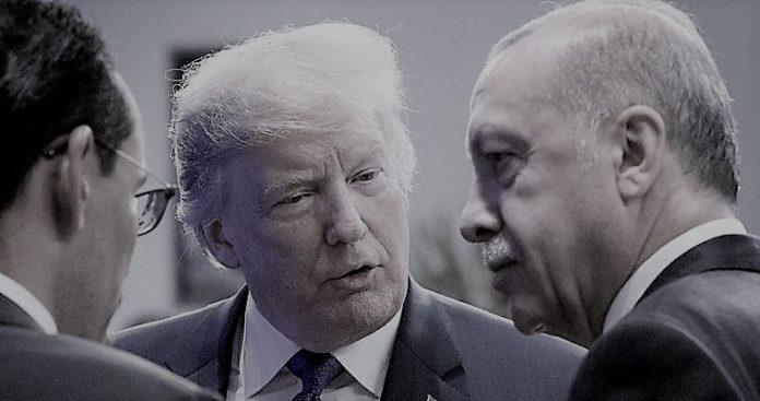 Ο Τραμπ στραγγαλίζει την τουρκική οικονομία, Κώστας Μελάς