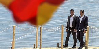 Κρίσιμες εκλογές στα Σκόπια, πρόκριμα για την Αθήνα, Βαγγέλης Σαρακινός