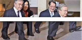 """Τα """"κουρασμένα παλληκάρια"""" του Κυπριακού, Κώστας Βενιζέλος"""