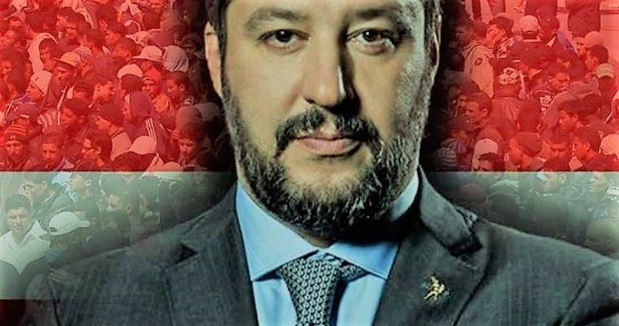 Ο Σαλβίνι γαυγίζει για το μεταναστευτικό και δαγκώνει ψήφους, Δημήτρης Δεληολάνης
