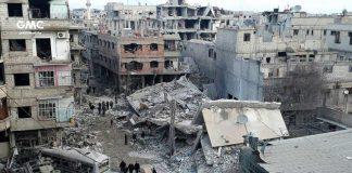 Ρωσικοί βομβαρδισμοί στην Συρία - Άμαχοι νεκροί