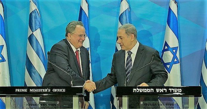 Η γαλλική στήριξη και η επίσκεψη-κλειδί στο Ισραήλ, Κώστας Βενιζέλος