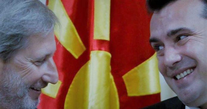 Η ισχυροποίηση της ΠΓΔΜ και η ελληνική ντροπιαστική πραγματικότητα, Διονύσης Τσιριγώτης