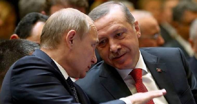 Άμυνα ζώνης ο Ερντογάν, οργανωμένη επίθεση ο Πούτιν, Βαγγέλης Σαρακινός