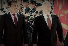 Όλα για να περάσει η Συμφωνία των Πρεσπών από ΗΠΑ και ΕΕ, Νεφέλη Λυγερού